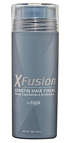 X Fusion Keratin Hair Fibers For Unisex