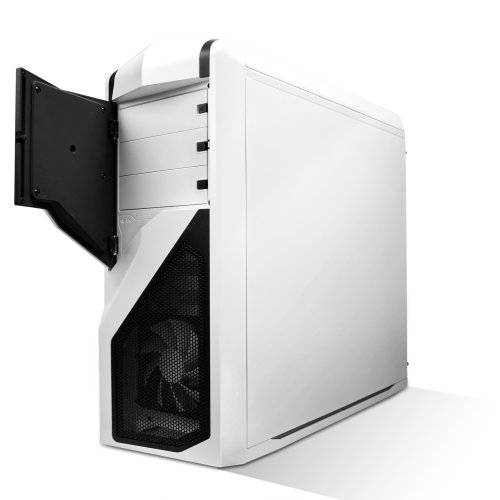 NZXT Phantom 410 ATX/Micro ATX/Mini-ITX Mid-Tower Case PHANTOM 410 WHITE
