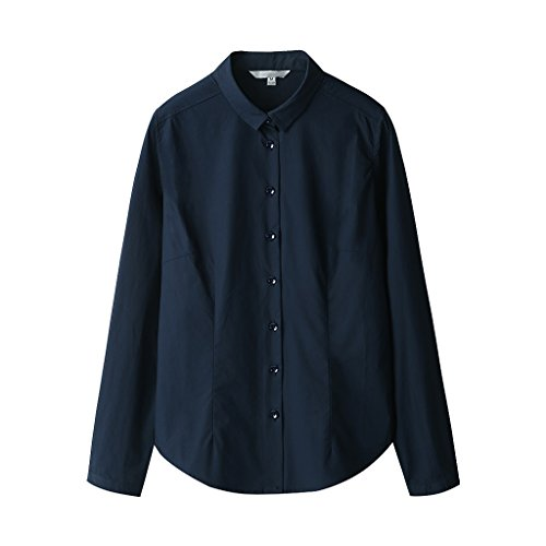 Tamaño Xiang L A Otoño Camisa color Mujer Shop Larga Sólido Shi Casual A Manga Li Blusa Delgado De Color 5BAxaqfnwS