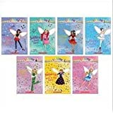 The Dance Fairies Boxed Set (7 Books) (Rainbow Magic, #1: Bethany the Ballet Fairy; #2: Jade the Disco Fairy; #3: Rebecca the Rock 'n' Roll Fairy; #4: Tasha the Tap Dance Fairy; #5: Jessica the Jazz Fairy; #6: Serena the Salsa Fairy; #7: Isabelle the Ice Dance Fairy)