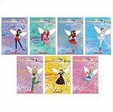The Dance Fairies Boxed Set (7 Books) (Rainbow Magic, #1: Bethany the Ballet Fairy; #2: Jade the Disco Fairy; #3: Rebecca the Rock 'n' Roll Fairy; #4: Tasha the Tap Dance Fairy; #5: Jessica the Jazz Fairy; #6: Serena the Salsa Fairy; #7: Isabelle the Ice