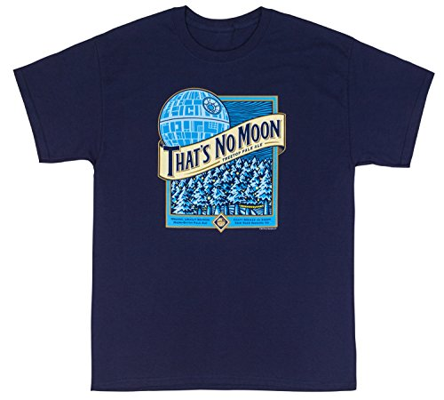 T-Shirt Bordello That's No Moon Men's Shirt