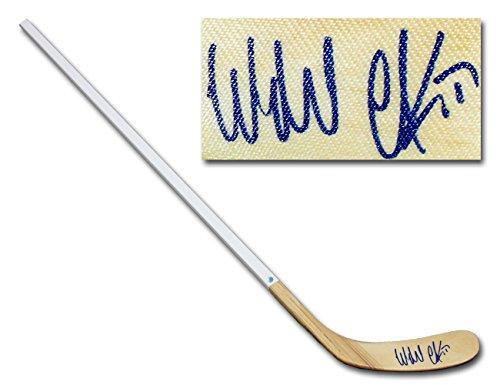 Wendel Clark Autographed Wood Hockey Stick - Toronto Maple Leafs