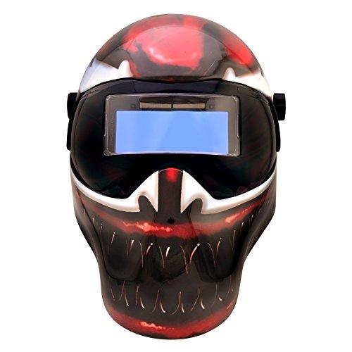 Save Phace–Careta 3012640°F–Series Carnage casco de soldadura de Oscurecimiento Automático