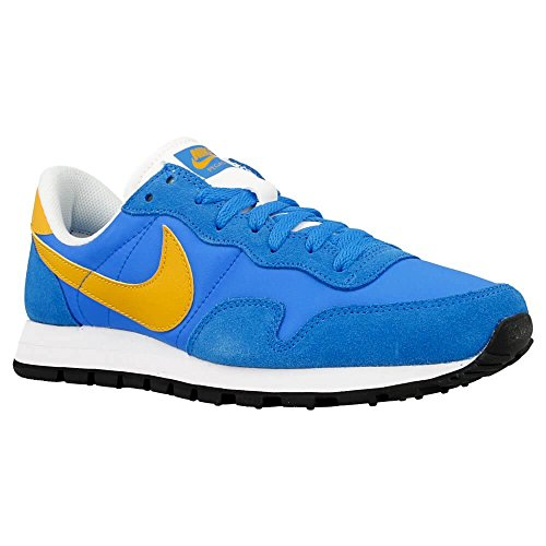 Nike Air Pegasus 83 827921417 Color Blue Yellow Size 8 5
