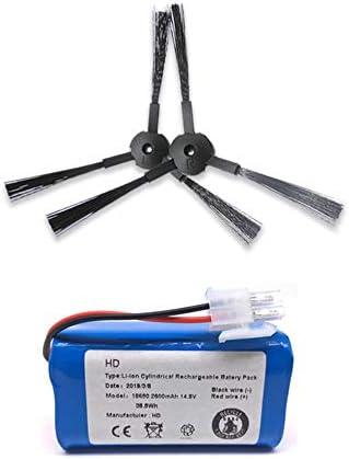 IBISHITAOXUNBAIHUOD Recargable para el Filtro ILIFE batería 14.8V ...