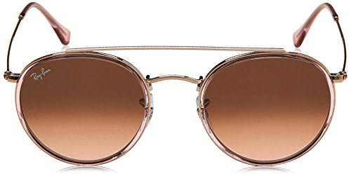 de Brown Ray Rosa Bronze 0RB3647N Gradient Unisex Gafas Adulto Copper Sol Ban waF4q1