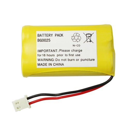 Fenzer Rechargeable Cordless Phone Battery for AT&T Lucent 50 Battery Biz B732 Lenmar CBB350 Cordless Telephone Battery Replacement ()