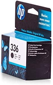 HP 336 - Cartucho de Tinta para impresoras (Negro, 220 ...
