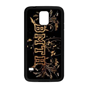Fashion Bring Me to The Horizon Hardshell Back Phone Case Cover for Samsung Galaxy S5