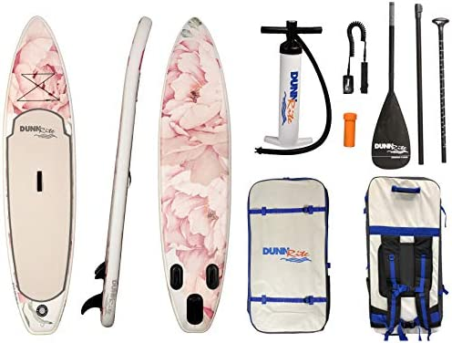 DunnRite Productos Floral Stand Up Paddle Board: Amazon.es ...