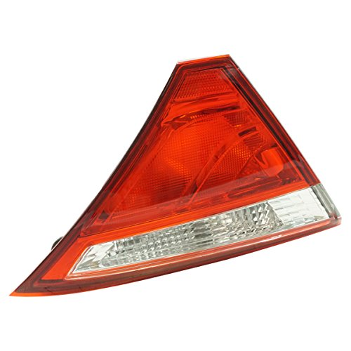 Inner Trunk Lid Mounted Tail Light Lamp Driver Side LH for Toyota Camry (Lid Trunk Toyota Camry)