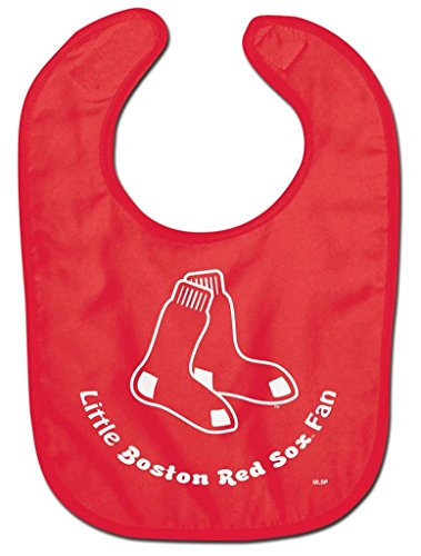 MLB Boston Red Sox WCRA2018714 All Pro Baby Bib
