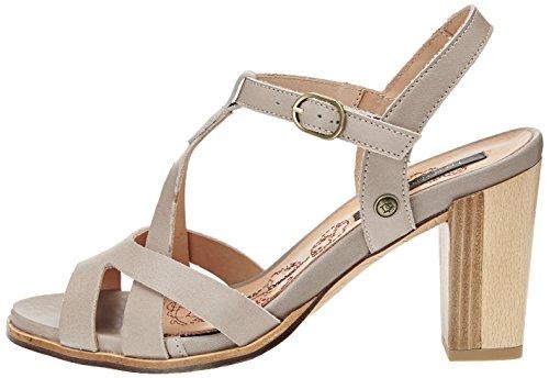 Neosens 193 Cuero Gris De Gloria alabastro Vestir Mujer Zapatos rUw5Rrvxq6