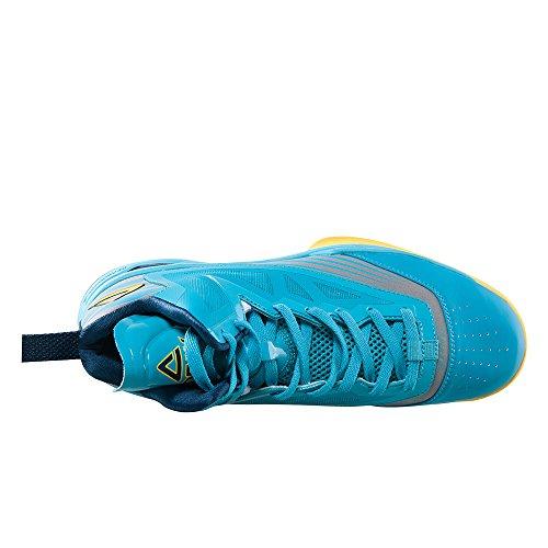 Picco Mens Fiba Serie Soaring Ii-6 Scarpe Da Basket Robin Blu