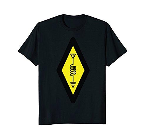 International Amateur HAM Radio Symbol Shirt licensed TShirt ()