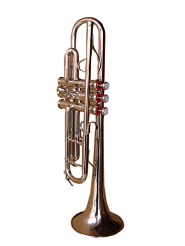nickle plated trumpet - 7