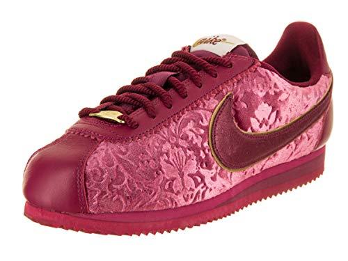 Nike Women's Classic Cortez SE Red Crush/Team Red Casual Shoe 9.5 Women US