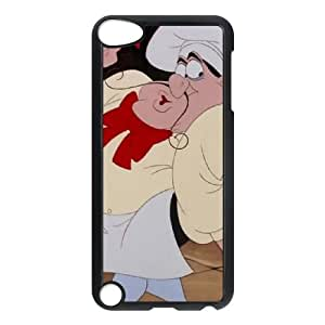iPod Touch 5 Case Black Disney The Little Mermaid Character Chef Louis K3960524