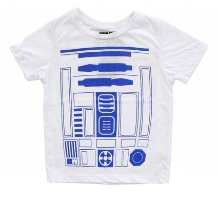 Star Wars R2-D2 Toddler Costume T-Shirt (2T) ()