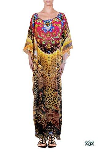 camilla print dress - 6