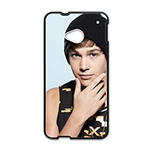 Happy austin mahone Phone Case for HTC One M7