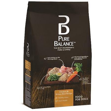 Pure Balance Dog Food, Chicken & Brown Rice Recipe, 15 lb...