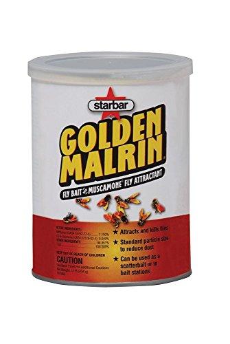 Farnam 2720010 Starbar-Golden Malrin Fly Bait - Golden Malrin Fly Bait