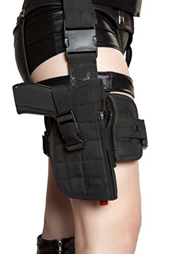 Roma Costume Gun Leg Holster with Belt]()