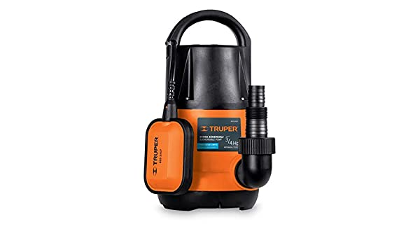 TRUPER BOS-3/4LP Submersible Clean Water Pumps 3/4Hp (560 w): Amazon.com: Industrial & Scientific