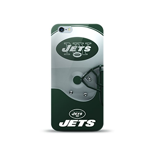- MIZCO SPORTS iPhone 8/7 Helmet Series Case - NFL New York Jets