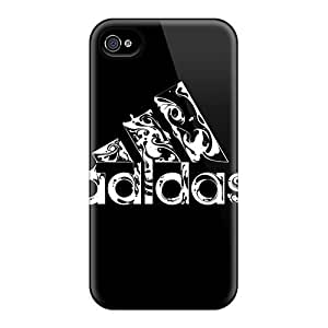 Premium Iphone 4/4s Case - Protective Skin - High Quality For Adida