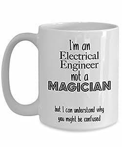 Funny Electrical Engineer Mug, Funny Engineering Major Gifts