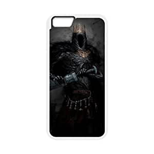 Dark Souls iPhone 6 Plus 5.5 Inch Cell Phone Case White Personalized Phone Case LK5S4S7LS
