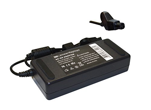 Power4Laptops AC Adapter Laptop Charger Power Supply for Dell Latitude Xpi 133ST, Dell Latitude Xpi 75T, Dell Latitude Xpi CD, Dell Latitude Xpi CD MMX, Dell Latitude Xpi P100SD