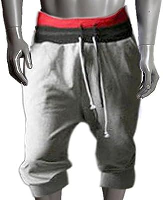 Pantalones Cortos Hombre, Pantalones de chándal de Hombre ...