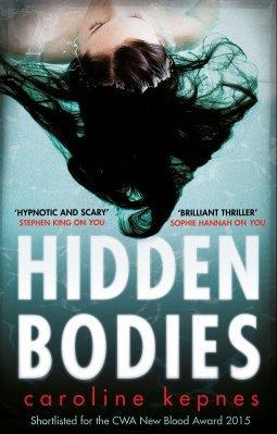 Ebook cover from Hidden Bodies by Caroline Kepnes