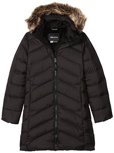 Marmot Little Girls' Montreux Coat (Kid) - True Black - S...