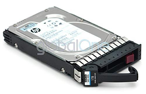 - HP MB1000FAMYU 1TB 7.2K 3.5 SAS DP 6G MDL G8 SC HDD With Tray (Renewed)