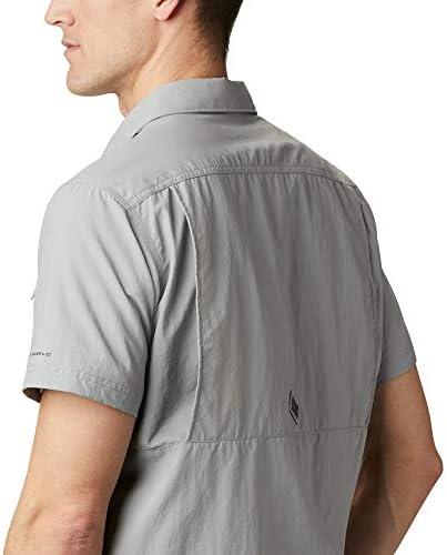 Details about  /COLUMBIA Cascades Explorer AM9156316 Outdoor Casual Short Sleeve Shirt Mens New