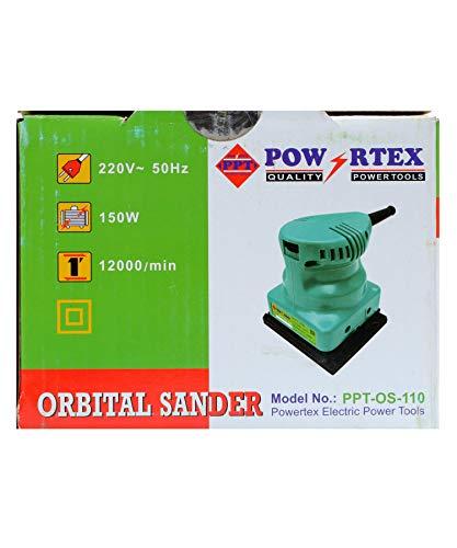 POWERTEX Orbit Sander (PPT-OS-110) 6