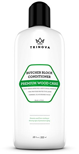 Butcher Block Conditioner Countertops OZ TriNova