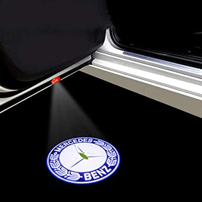 Mmyunx Coche LED Puerta Logo proyector láser Luces de ...
