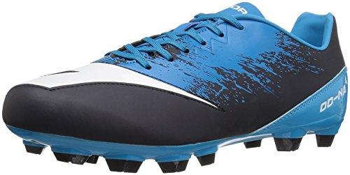 Diadora Men's Dd-Na 4 r Lpu Soccer Shoe, Dark Smoke/Fluo Blue, 9 M US Diadora Soccer Socks