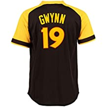 Tony Gwynn San Diego Padres Cool Base Cooperstown Youth Jersey