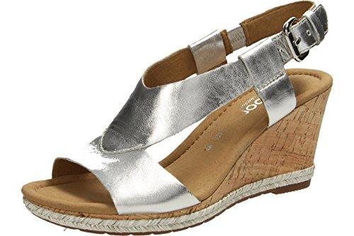 Donna Gabor la 62.821.10 sandali grigio
