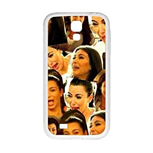 Khloe Kardashian White Phone Case for Samsung Galaxy S4
