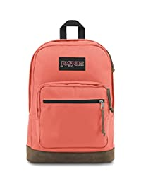 JanSport mochila derecha, Orange Fade, One_Size