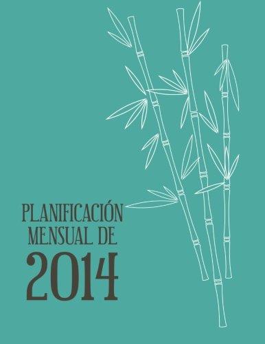 Planificación Mensual de 2014 (Spanish Edition) pdf epub