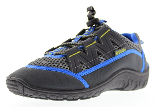 Northside Brille II Water Shoe (Toddler/Little Kid) - Blue/Yellow - 12 M US Little Kid (Brille Für Den Sport)